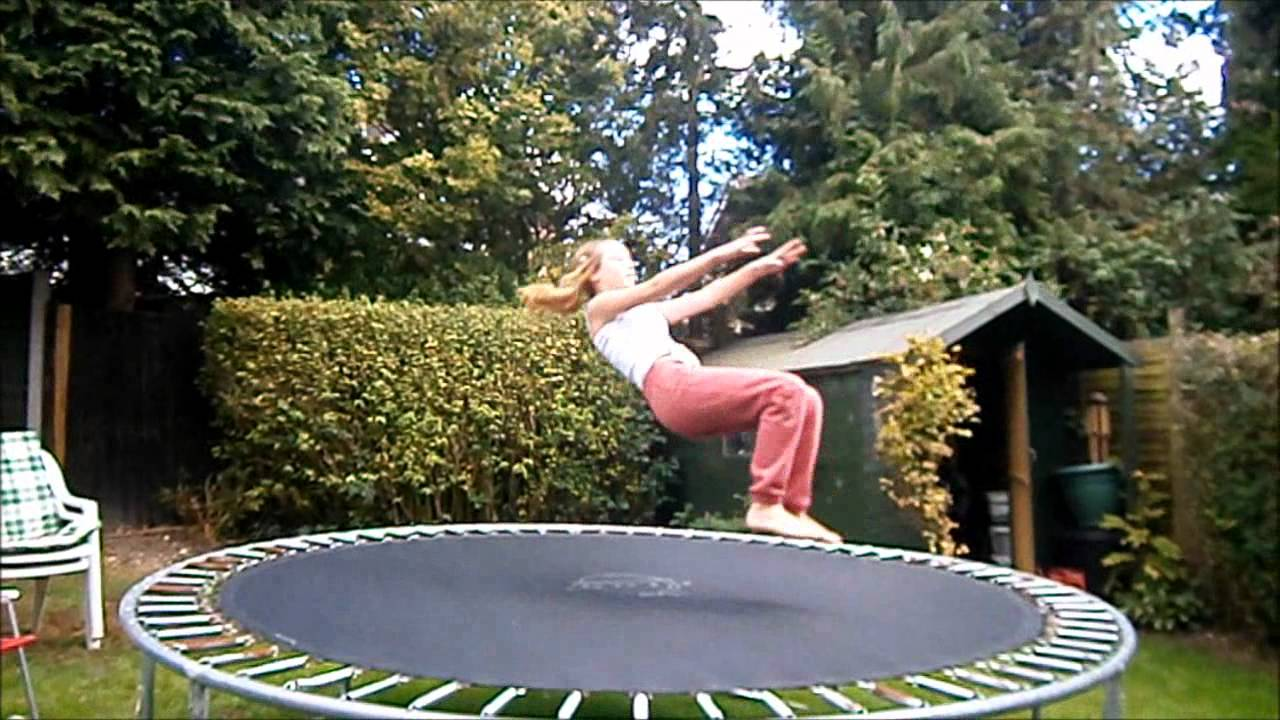 How to Do Trampoline Tricks recommendations