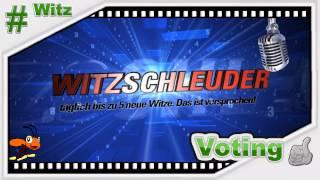 Witz 712   Der Streit mit der Politesse [ german / deutsch - Full - HD ]