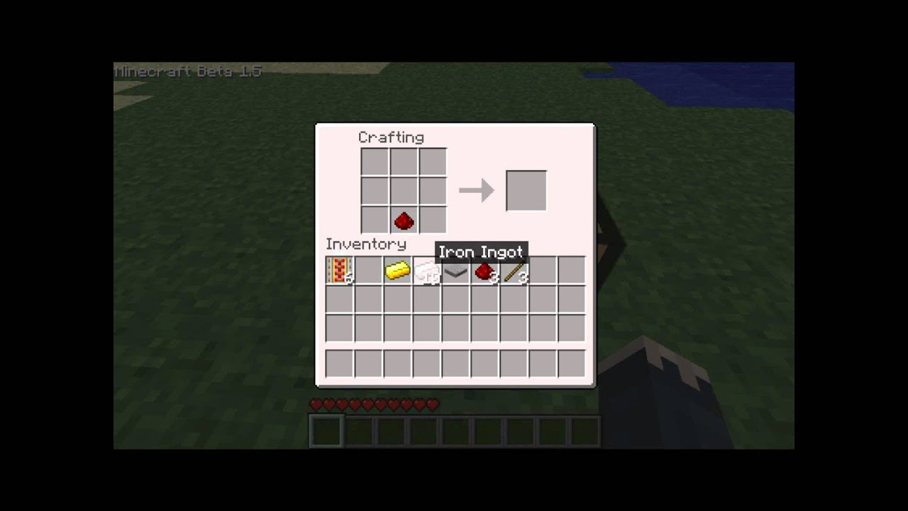 how to craft a powered rail minecraft beta 1 5 powered rail amp detector rail crafting 7776