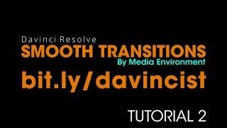 Changing the transition Pivot - #Tutorial #Davinci #Resolve #Smooth #Transitions by ME - Pack 1