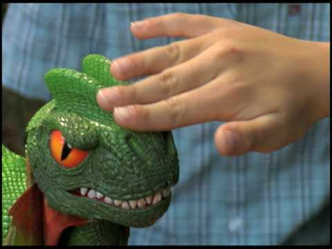 D-Rex™ Interactive Dinosaur Commercial