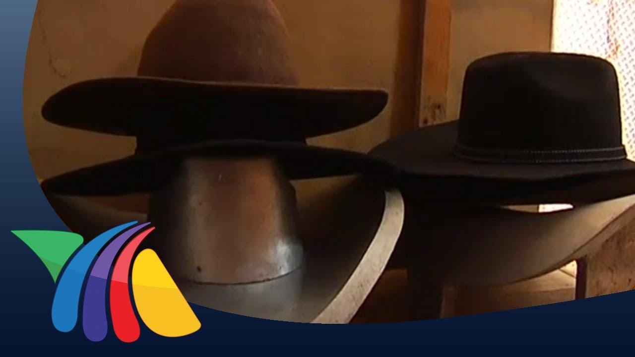 Fabricante de sombreros - YouTube cab3670c291