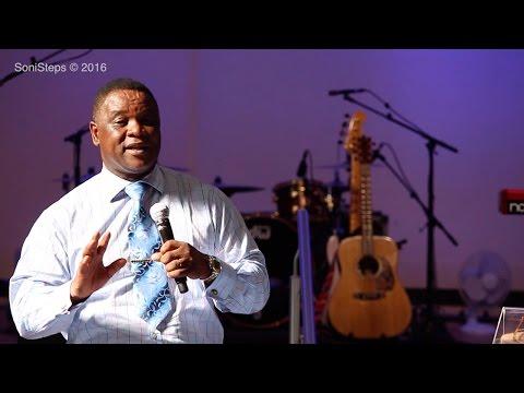 Bishop Emmanuel Soni - Conférence Inspiration 2016   Day 2