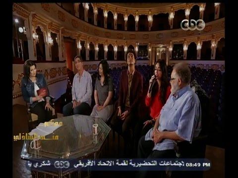 #معكم_منى_الشاذلي | هبة مجدي ومحمد محسن يغنون دويتو أغنية