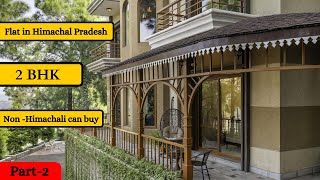 2bhk Flat with Beautiful Mountain Facing View at Himachal in Affordable Price Part-2   Chester Hills