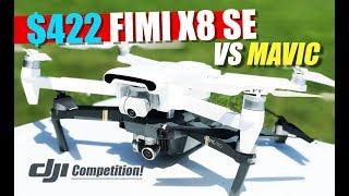 LIKE DJI MAVIC PRO but only 422! - MAVIC PRO VS FIMI X8 SE