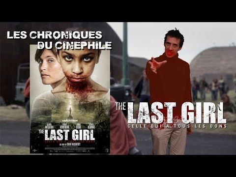 Les chroniques du cinéphile - The Last Girl, celle qui a tous les dons