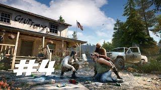 СПАСЕНИЕ ПЕРЕБЕЖЧИКА - Far Cry 5 - Прохождение на русском #4