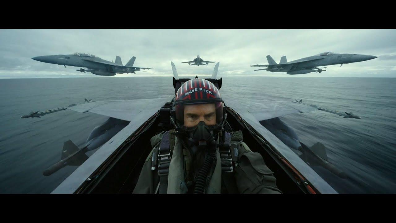 《壯志凌雲:獨行俠》電影預告 (Top Gun: Maverick) - YouTube