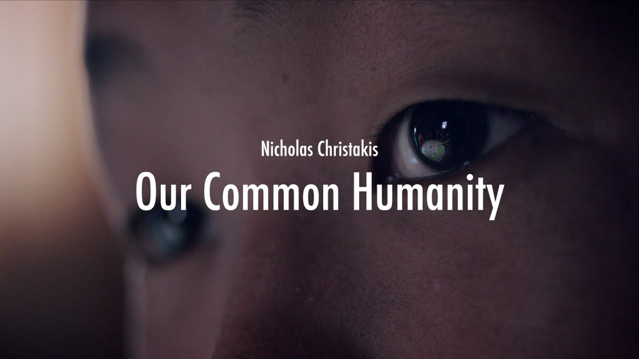 Nicholas Christakis - Our Common Humanity