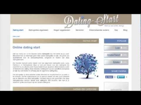 Start een dating website