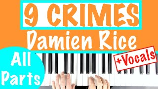 "How to play ""9 CRIMES"" - Damien Rice 