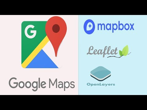 google maps alternative - mapbox markers manager with php