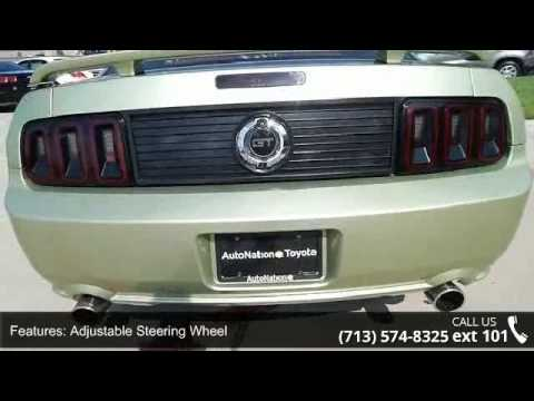 2006 Ford Mustang GT Deluxe - AutoNation Toyota Gulf Free...