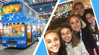 YOUTUBERS REACT TO MY HOT TUB BUS!