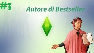 The Sims 4 - Aspirazione Autore di Bestseller Parte 3 - Romanziere Rinnovatore