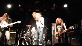 Condor (N) - Invincible Force (Destruction cover) @ LIVE EVIL FESTIVAL (19.10.2013)