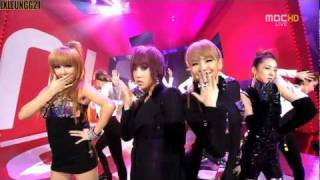 "2NE1 ""I AM THE BEST 내가 제일 잘 나가"" live performances compilation / mix"