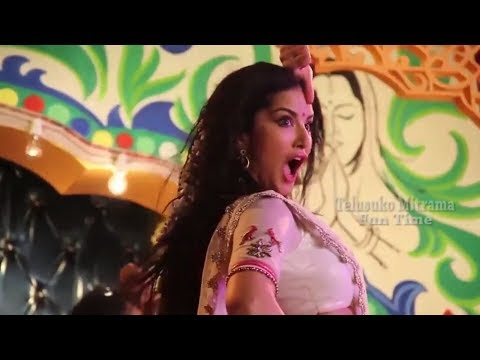 Deo Deo Video Song Making Garudavega Movie| Sunny Leone