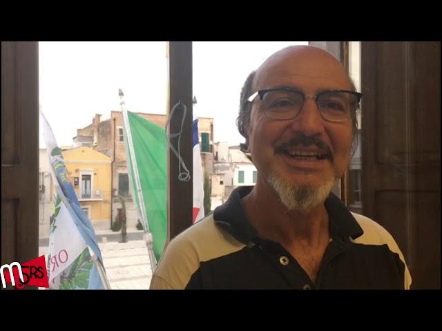 Visioni d'Arte Orta Nova - Intervista a Giovanni Scommegna