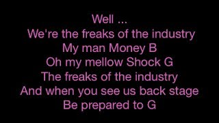 Digital Underground - Freaks Of The Industry - Lyrics - SANFRANCHINO