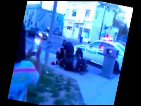 Benny Warr Attacked By RPD Camera 2