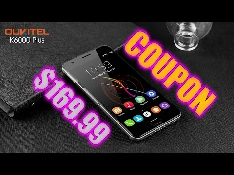 oukitel-k6000-plus-coupon-$170-exclusive/2017-(best-budget-phone-with-long-battery-life)