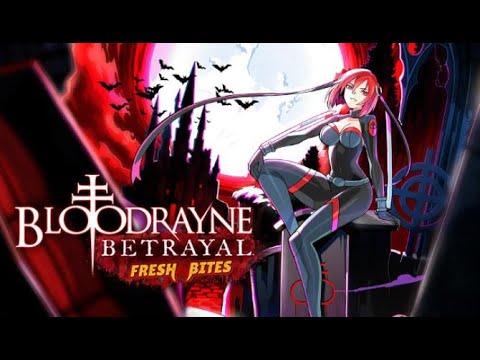 BloodRayne Betrayal: Fresh Bites  Gameplay 1080p 60fps |