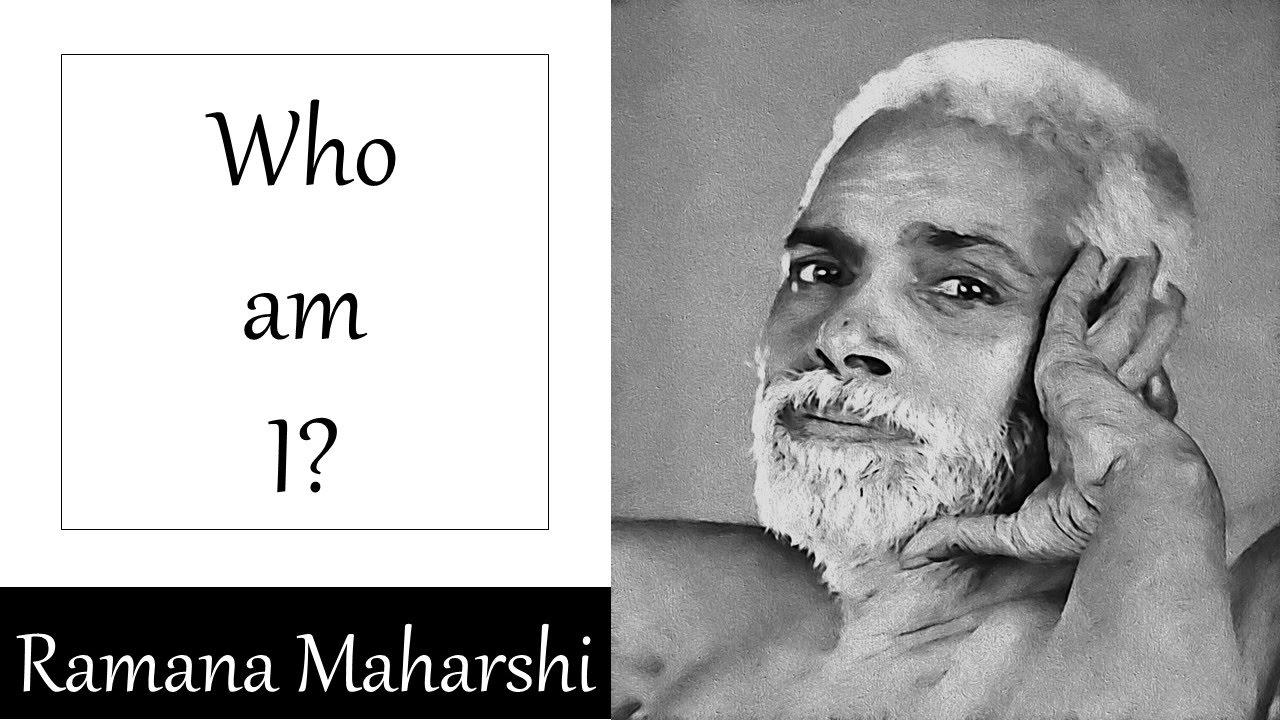 Ramana Maharshi Explains His Who Am I Self Enquiry Read By