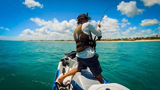 BIG FISH ON! - SeaDoo Fish Pro