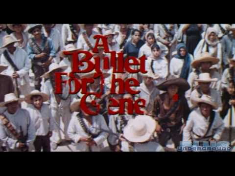 A Bullet for the General -Trailer- Blue Underground