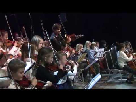 Alexander Rybak & Ung Symphony - Roll With The Wind