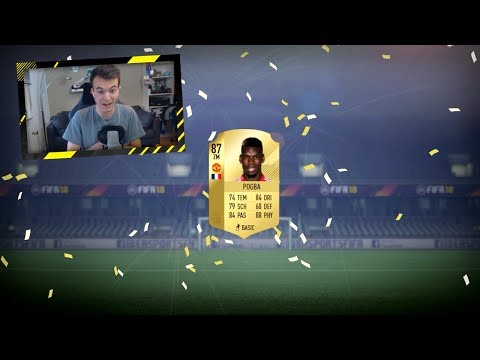 FIFA 18 Web App PACK OPENING!! 😱🔥