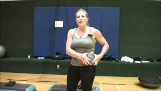 Womens Fitness  over 50 Why train with resistance bands