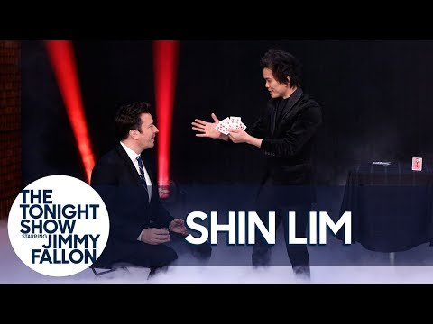 Let's Watch Magician Shin Lim Make Cards Appear With His Mind for Four Minutes