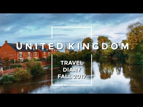 UNITED KINGDOM TRAVEL DIARY | JohnnaCamilleVlogs
