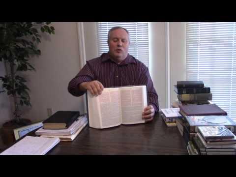 Review  The Henry Morris Study Bible KJV