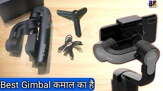 My New Gadget Moja Mini-S 3 Axis Smartphone Gimbal   BR Tech Films