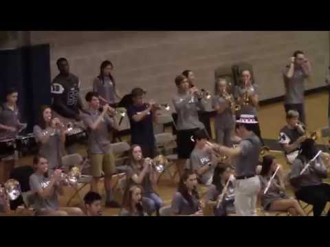 Pace Academy Homecoming Pep Rally 2016