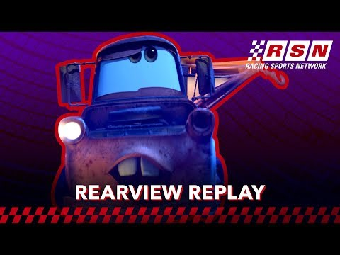 Rearview Replay: Backwards Driving | Racing Sports Network by Disney•Pixar Cars