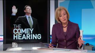 The questions James Comey didn't answer in the Senate hearing