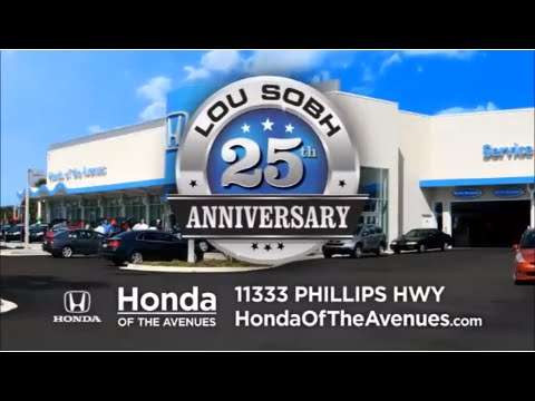 Sobh Stories Are A Good Thing At Lou Sobhu0027s Honda Of The Avenues!