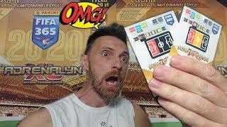 NIE WIERZE ŻE TRAFIŁEM WŁAŚNIE TAKIE KARTY!!! PANINI FIFA 365 2020 MAGICZNE MULTIPAKI!!!