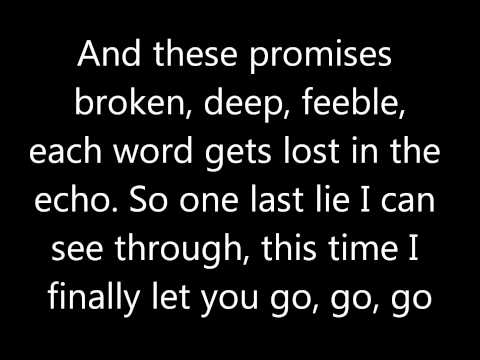 Lost in the Echo - Linkin Park (lyrics)