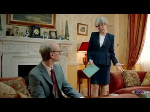 Tracey Breaks the News:  Theresa May orderly Brexit and DUP