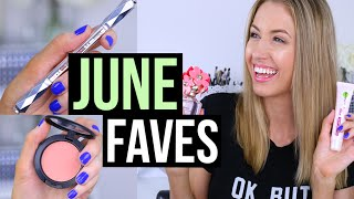 JUNE BEAUTY FAVORITES || RachhLoves, concealer, perfume, razor, blush, eyeliner