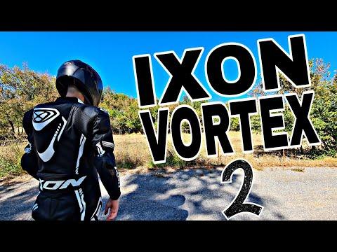 IXON VORTEX 2 : MA NOUVELLE COMBINAISON MOTO 😈