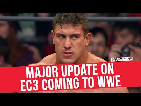 Major Update On EC3 Coming To The WWE