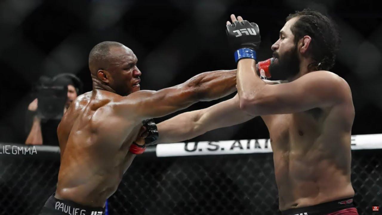 UFC 251: kamaru usman vs jorge masvidal full fight