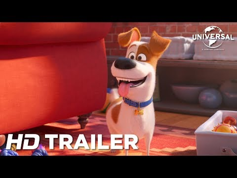 The Secret Life of Pets 2: Trailer 1 (Universal Pictures) [HD] Mp3